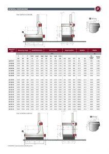 Specifiche tecniche CMM micro 3d