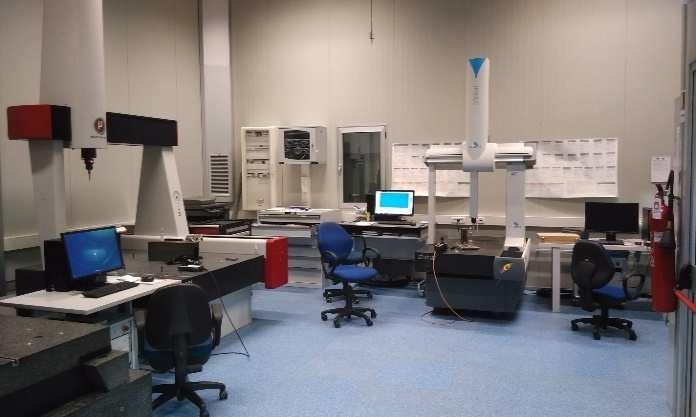 Rilievi con CMM - Laboratorio Microservice