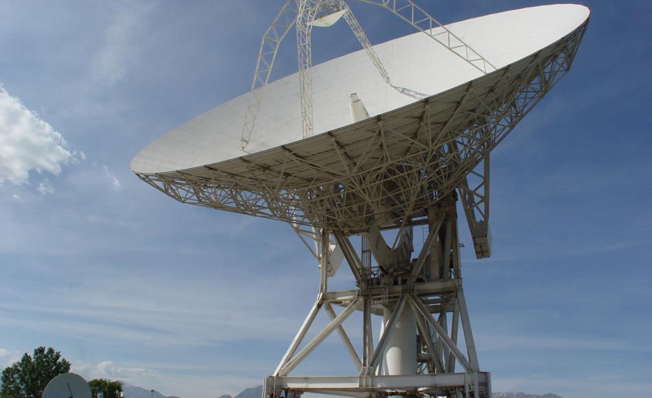 Per rilievi dimensionali sul posto di grandi volumi i nostri tecnici utilizzano Laser Tracker