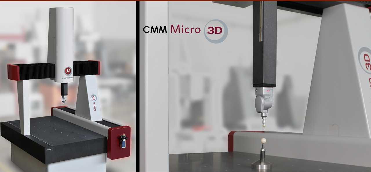 Cmm Micro3D