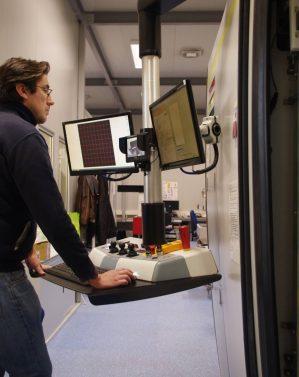 tomografia industriale :::Microservice