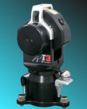 Laser Tracker :::Microservice