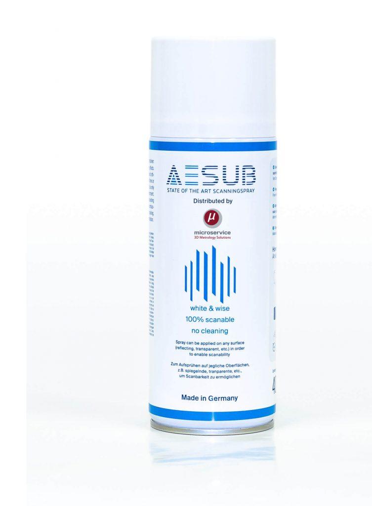 Spray AESUB :::Microservice